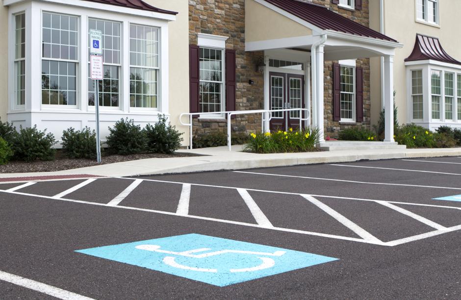 Parking Lot Paving, Resurfacing & Striping